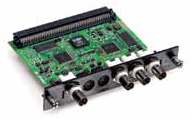 Video decoder Input Card