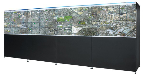 Christie Video Wall Cube Enclosure